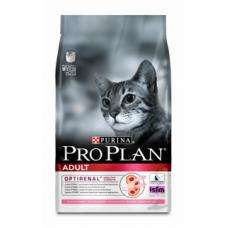 Pro Plan Adult для взрослых кошек с лососем (100г)
