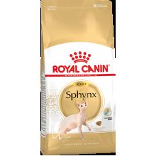 Royal Canin SPHYNX ADULT для кошек породы сфинкс 10кг