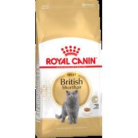 Royal Canin BRITISH ADULT для кошек британской породы