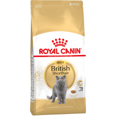 Royal Canin BRITISH ADULT для кошек британской породы 400гр