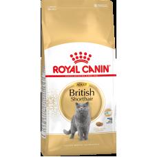 Royal Canin BRITISH ADULT для кошек британской породы 10г