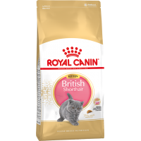 Royal Canin BRITISH KITTEN для котят британской породы 2кг