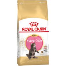 Royal Canin MAINE COON KITTEN для котят породы мейн кун 2кг