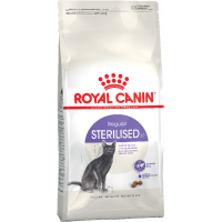 Royal Canin STERILISED для стерилизованных кошек до 7лет 400г