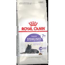 Royal Canin STERILISED 7+ для стерилизованных кошек старше 7лет 400г