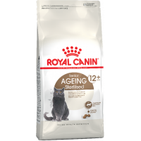 Royal Canin AGEING STERILISED 12+ для стерилизованных кошек старше 12 лет 4кг