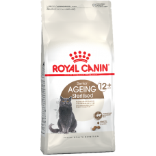 Royal Canin AGEING STERILISED 12+ для стерилизованных кошек старше 12 лет 2кг