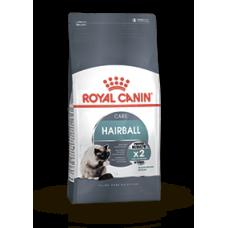 Royal Canin HAIRBALL CARE для профилактики образования комков шерсти 400г