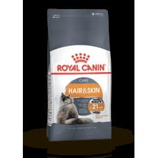 Royal Canin HAIR & SKIN CARE поддержание здоровья кожи и шерсти (100гр)