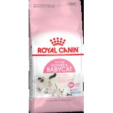 Royal Canin MOTHER&BABYCAT для котят в возрасте от 1 до 4 месяцев