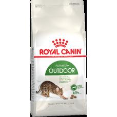 Royal Canin OUTDOOR для кошек часто бывающих на улице 400г