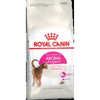 Royal Canin AROMA EXIGENT для кошек привередливых к аромату продукта 400гр