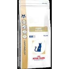 Royal Canin FIBRE RESPONSE FR31 для кошек при нарушении пищеварения 400гр