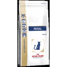 Royal Canin RENAL при хронической почечной недостаточности 4кг
