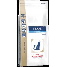 Royal Canin RENAL SPECIAL при хронической почечной недостаточности 500г