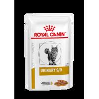 Royal Canin URINARY S/O при мочекаменной болезни 85г