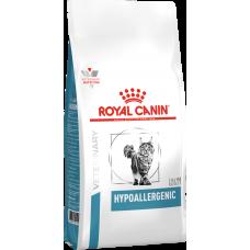 Royal Canin HYPOALLERGENIC при пищевой аллергии и непереносимости 2.5кг