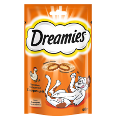 Dreamis лакомые подушечки с Курицей