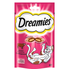 Dreamis лакомые подушечки с Говядиной