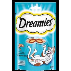 Dreamis лакомые подушечки с Лососем