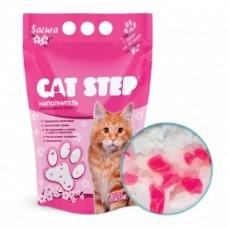 CAT STEP Sacura силикагелевый наполнитель (3.8л)