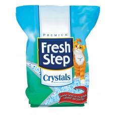 Fresh Step Crystals наполнитель впитывающий, силикагелевый (1.81кг, 3.62кг)