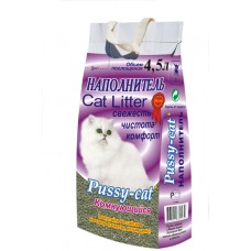 Pussy-Cat комкующийся (4.5л, 10л)