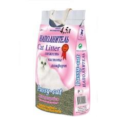 Pussy-Cat комкующийся розовый (4.5л)