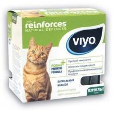 VIYO REINFORCES CAT ADULT пребиотический напиток для взрослых кошек 7х30мл