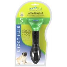FURminator для собак мелких короткошерстных пород Short Hair Small Dog 4 см