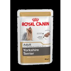 Royal Canin Yorkshire Terrier Adult влажный корм для йоркширских терьеров (паштет)