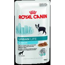 Royal Canin Urban Life Junior для щенков до 10 мес 150г
