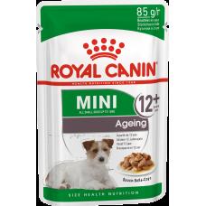 Royal Canin Mini Ageing 12+ для собак старше 12 лет 85г