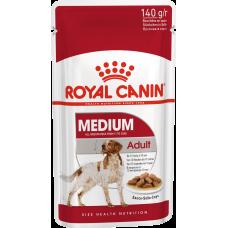 Royal Canin Medium Adult для собак с 12 месяцев до 10 лет 140г
