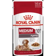 Royal Canin Medium Ageing 10+ для собак старше 10 лет 140г