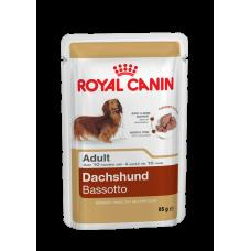 Royal Canin Dachshund Adult влажный корм для такс