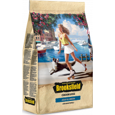 Brooksfield ADULT корм для взрослых собак всех пород курица/рис 3кг