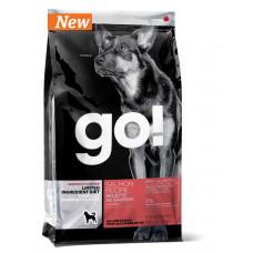 GO! Sensitivity + Shine Salmon Dog Recipe Беззерновой для щенков и собак с лососем для чувствительного пищеварения