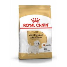 Royal Canin Корм для собак породы Вест-хайленд-уайт-терьер от 10 месяцев