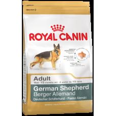 Royal Canin GERMAN SHEPHERD ADULT для немецких овчарок 12кг