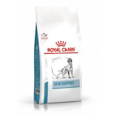 Royal Canin Skin Support при дерматозах и чрезмерном выпадении шерсти