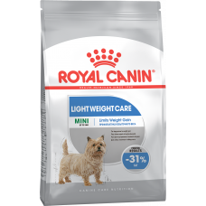 Royal Canin Mini Light Weight Care для собак предрасположенных к избыточному весу