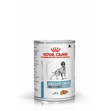 Royal Canin SENSITIVITY CONTROL для собак при пищевой аллергии 420г