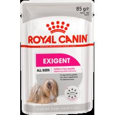 Royal Canin EXIGENT Влажный корм для собак привередливых в питании 85г