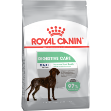Royal Canin MAXI DIGESTIVE CARE Корм для собак с чувствительной пищеварительной системой 3кг