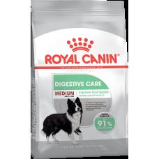 Royal Canin MEDIUM DIGESTIVE CARE Корм для собак с чувствительной пищеварительной системой 3кг