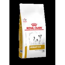 Royal Canin URINARY S/O SMALL DOG при заболеваниях дистального отдела мочевыделительной системы 1.5кг