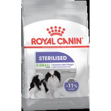 Royal Canin X-SMALL STERILISED для стерилизованных собак 500г
