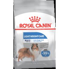 Royal Canin MAXI LIGHT WEIGHT CARE Корм для собак, склонных к полноте 15кг