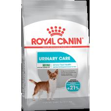 Royal Canin MINI URINARY CARE Корм для собак с чувствительной мочевыделительной системой 1кг